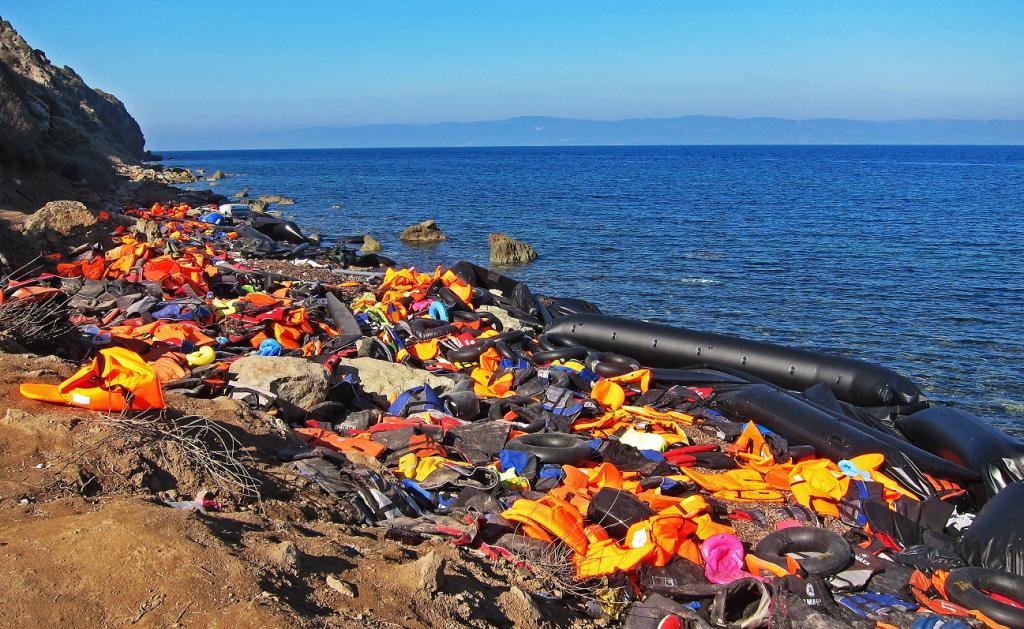 migrant smugglers plan Lampedusa invasion